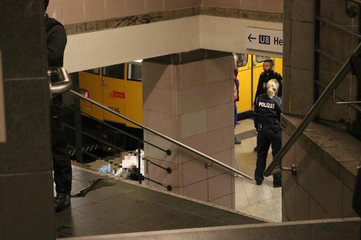 Berlin: Mann nach Streit vor U-Bahn gestürzt und getötet - Kottbuser Tor