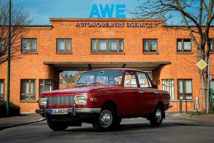 Wartburg 353 Limousine 4500 bis 200 €