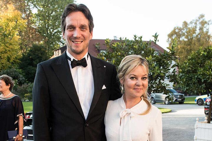 Erst im November trennte sich Dianas Bruder, Björn Graf Bernadotte (43) von seiner Frau Sandra Gräfin Bernadotte (41).