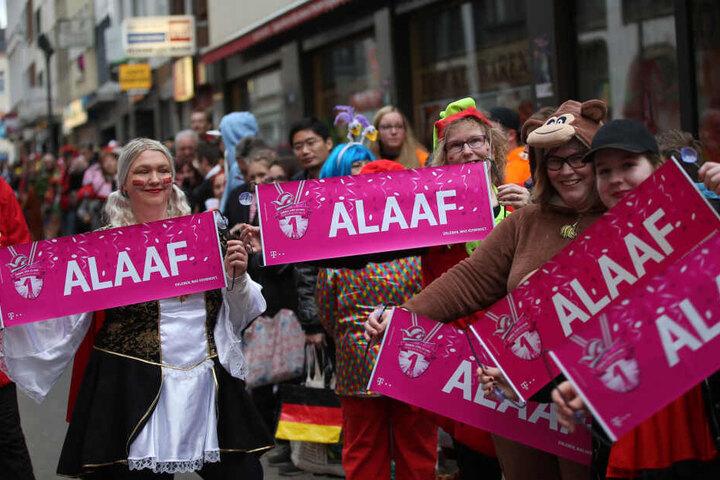 Karnevalsfreitag Köln