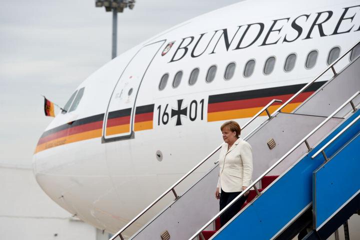 Angela Merkel wird wahrscheinlich nicht mehr am neuen Regierungsterminal ankommen. Die Bundeskanzlerin wird zu einer Wiederwahl nicht antreten.