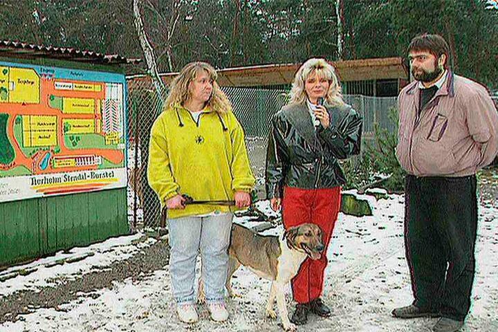 In ihrer ersten Sendung am 4. Januar 1994 besuchte Uta Bresan das Tierheim Stendal-Borstel.