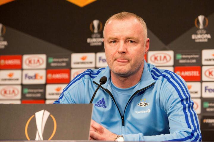 Für Rosenborg Trondheim um Trainer Rini Coolen (51) ist es das letzte (und zudem bedeutungslose) Pflichtspiel der Saison.