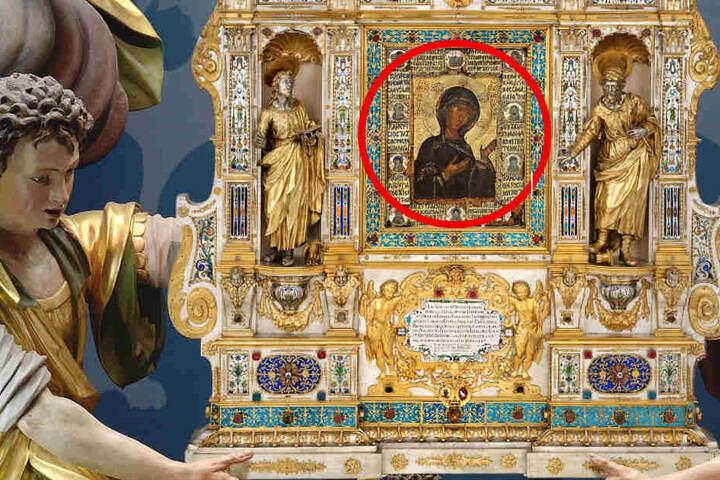 Das wertvolle Bild wird nun in Venedig ausgestellt.