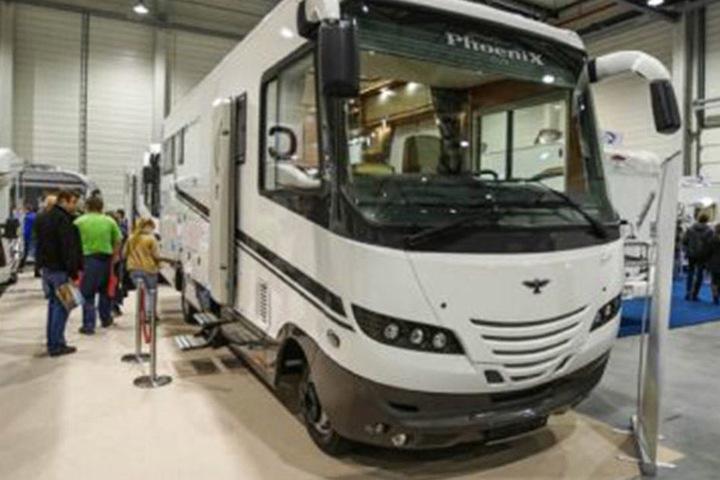 Auf der Auto Camping Caravan gibt es neben zahlreichen Wohnmobilen auch das Zubehört für einen gelungenen Outdoot-Trip.
