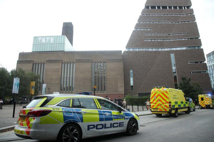 Das Tate-Modern-Museum in London.