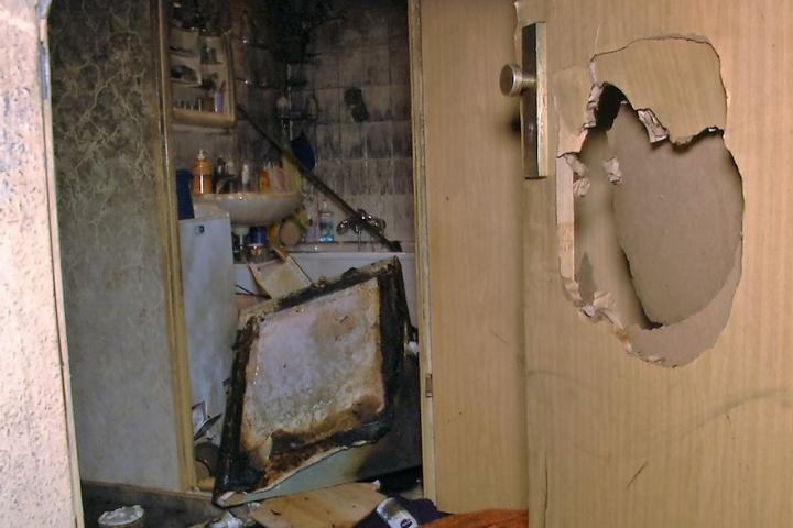 Der entstandene Schaden wird auf etwa 80.000 Euro geschätzt.