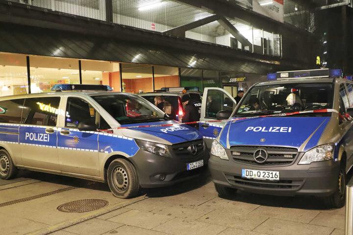 Die Zenti bleibt Schwerpunkt für Einsätze von Polizei und Stadtordnungsdienst.