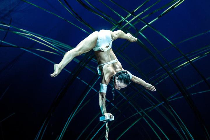 """Akrobatisch und rockig geht's bei """"Rock the Circus"""" zu. (Symbolbild)"""
