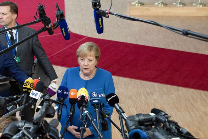 Am Donnerstag hatte Angela Merkel das Event während ihrer Regierungserklärung im Bundestag angekündigt.