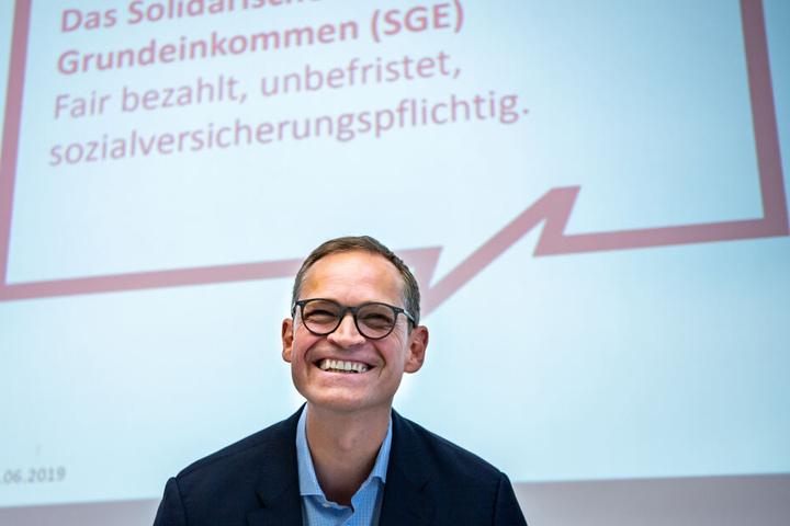 Der von Regierungschef Michael Müller (SPD) angestoßene Modellversuch läuft zunächst fünf Jahre.