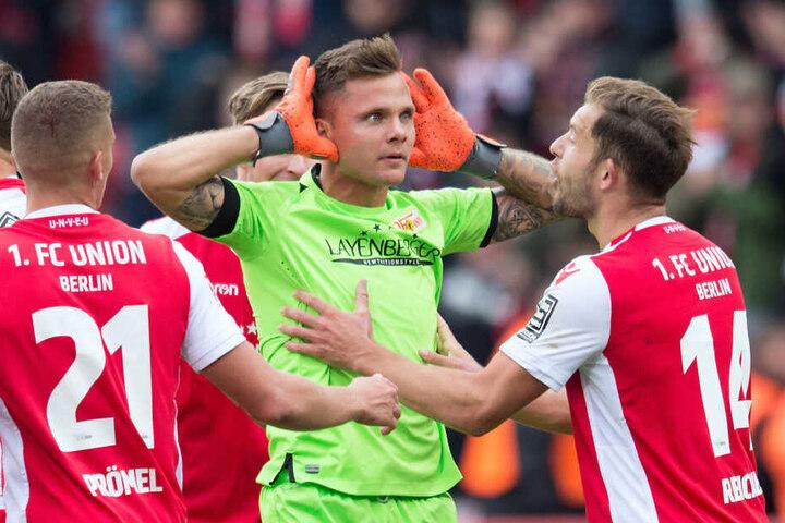 Sensationstreffer: Gikiewicz sorgte per Kopfball-Tor für den Ausgleichstreffer am 9. Spieltag gegen den 1. FC Heidenheim.