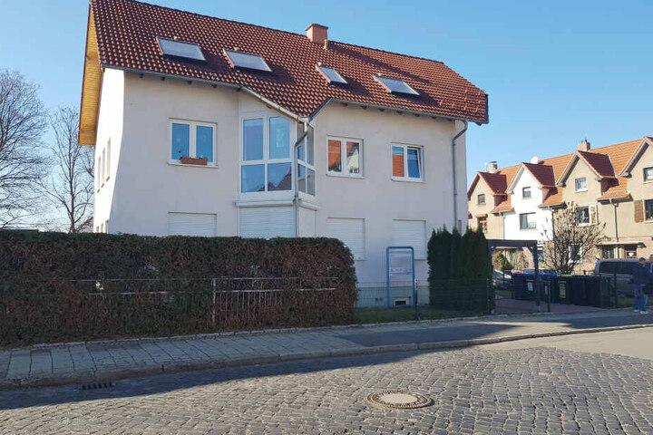 In dieser Praxis in Erfurt praktizierter Mark S.