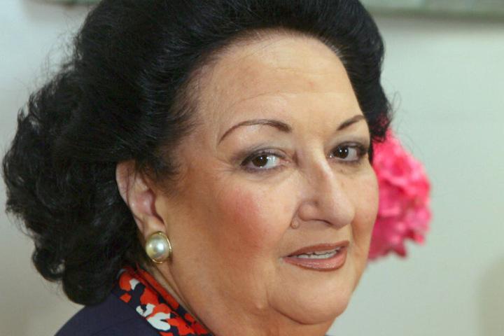 """Jochen Reichel holte 2008 unter anderem die spanische Sopranistin Montserrat Caballé (†85) für das Classic Open Air """"Maxima Diva"""" nach Dresden."""