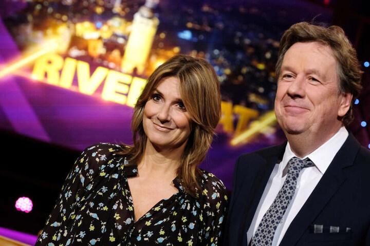"""Kim Fisher und Jörg Kachelmann hatten mal wieder zur Talkrunde auf ihr """"Riverboat"""" geladen."""