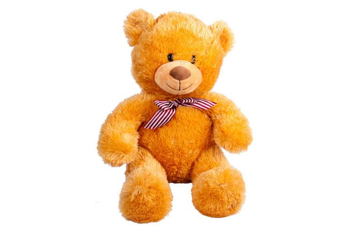 Die beiden Raser sollen sich einen Teddy während der Fahrt durch die offenen Fenster üebrreicht haben (Symbolbild).