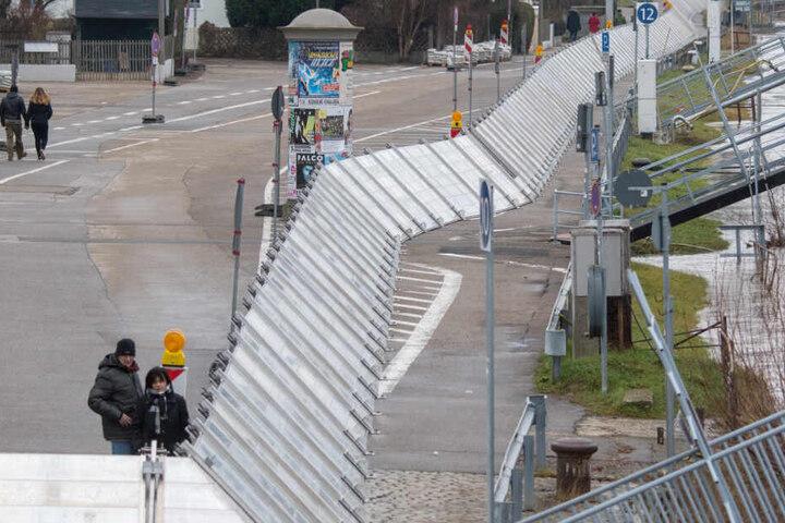 Der Hochwasserschutz ist im Freistaat Bayern ein sehr wichtiges Thema. (Archivbild)