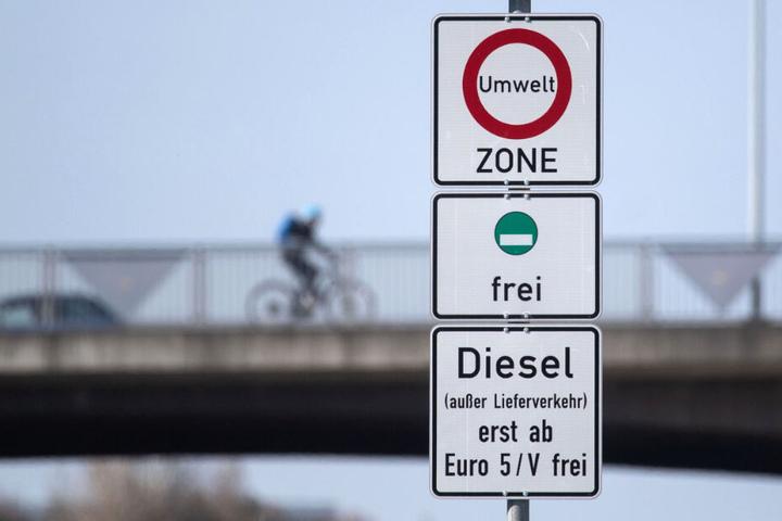Künftig werden wohl auch Euro 5-Diesel von den Fahrverboten betroffen sein.