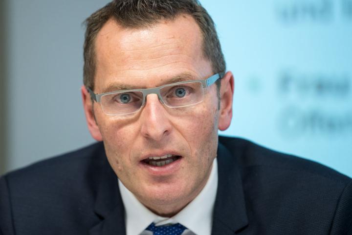 Die Quelle des Krankheitserregers ist unbekannt, sagt der medizinische Geschäftsführer Ingo Hüttner.