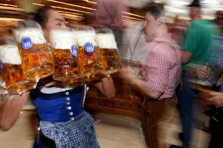 Eine Studie ergab: Die Herzprobleme stiegen mit der Alkoholmenge. (Symbolbild)