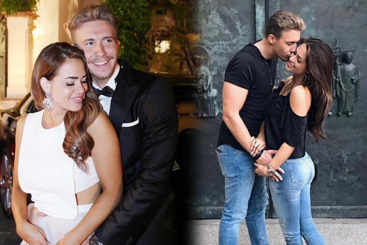 Dabei begann doch alles so schön: Bei der RTL-Bachelorette lernte sich das Paar kennen und lieben.