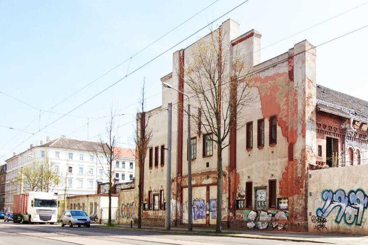 """Das """"Kino der Jugend"""" stand seit den 80ern still, seit diesem Jahr wird es wieder aufgebaut."""