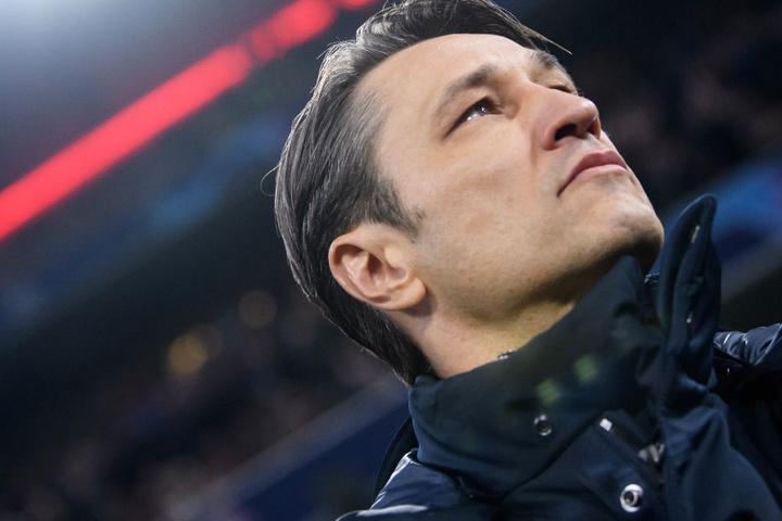 Der FC Bayern München und Niko Kovac sind in der Bundesliga deutlich hinter der Spitze.