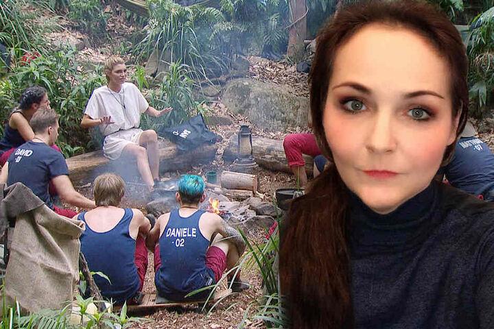 Helena Fürst findet das Dschungelcamp in diesem Jahr langweilig.
