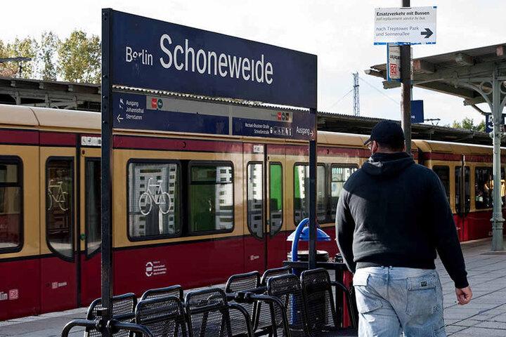 Sorgenkind Nummer 1: S-Bahnhof Schöneweide. Die Arbeiten werden sich noch bis 2021 hinziehen. Ab Sommer 2018 werden die Bahnsteige umgebaut, das heißt für die Fahrgäste: mehr Laufen, längere Fahrzeiten. (Symbolbild)