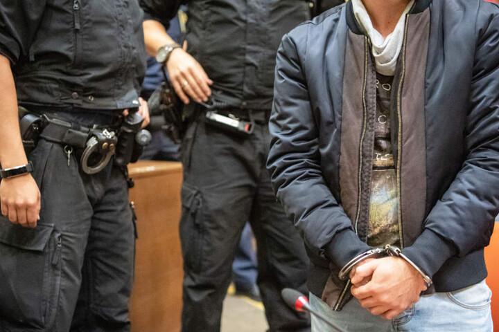 Die Staatsanwaltschaft München fordert für die Angeklagten lebenslange Haftstrafen. (Archivbild)