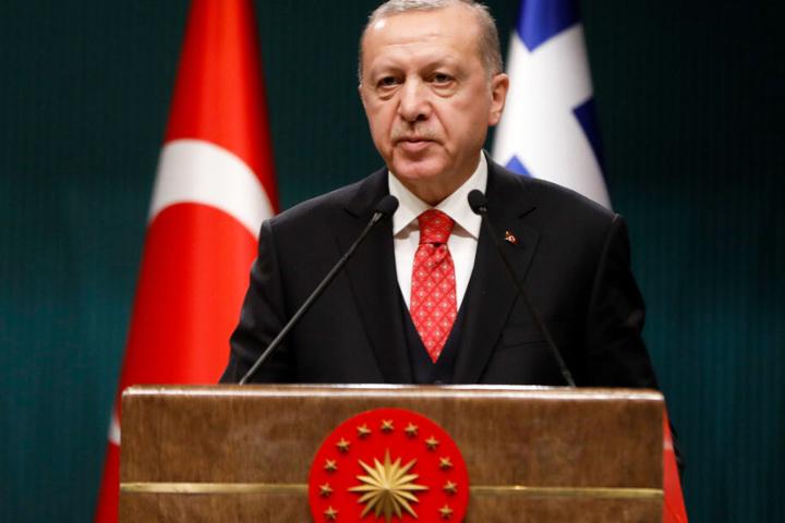 Recep Tayyip Erdogan ist aktuell der Präsident der Türkei. (Archivbild)