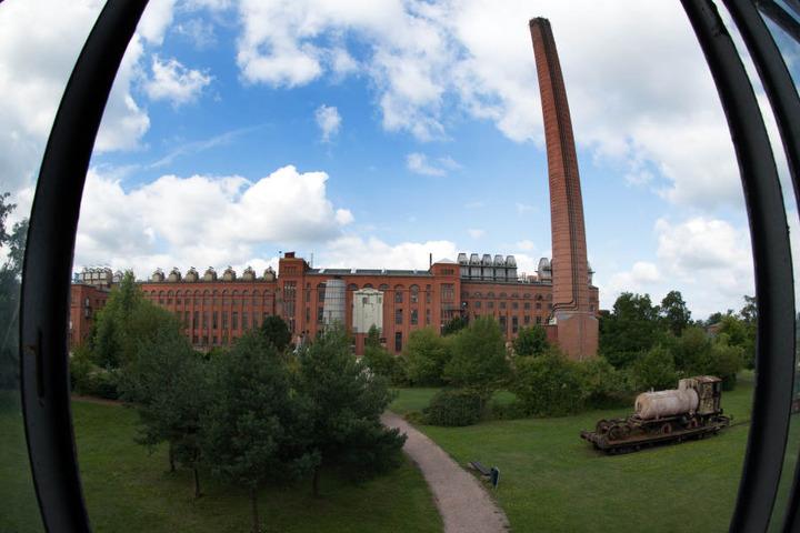 Das Industriemuseum Knappenrode wird für sieben Millionen Euro aufgehübscht.