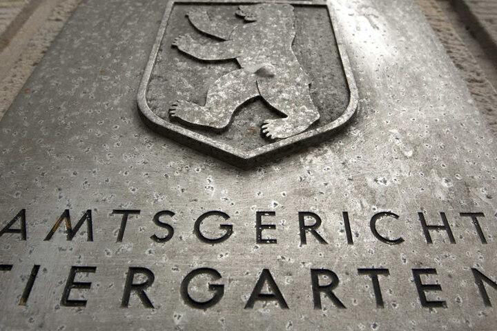 Der Prozess findet im Amtsgericht Tiergarten statt. (Symbolbild)