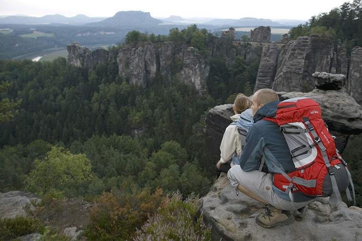 Die stille Gefahr: Wanderer sollten die markierten Wege lieber nicht verlassen.