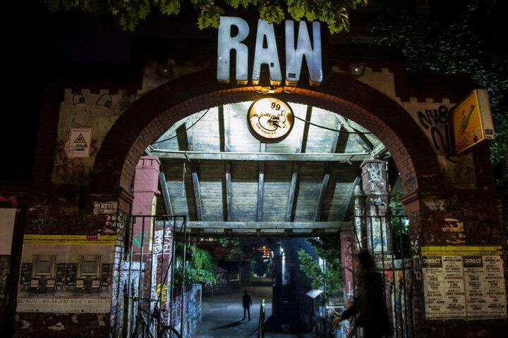 Im Astra Kulturhaus auf dem RAW-Gelände finden Obdachlose im neuen Jahr einen Schlafplatz.