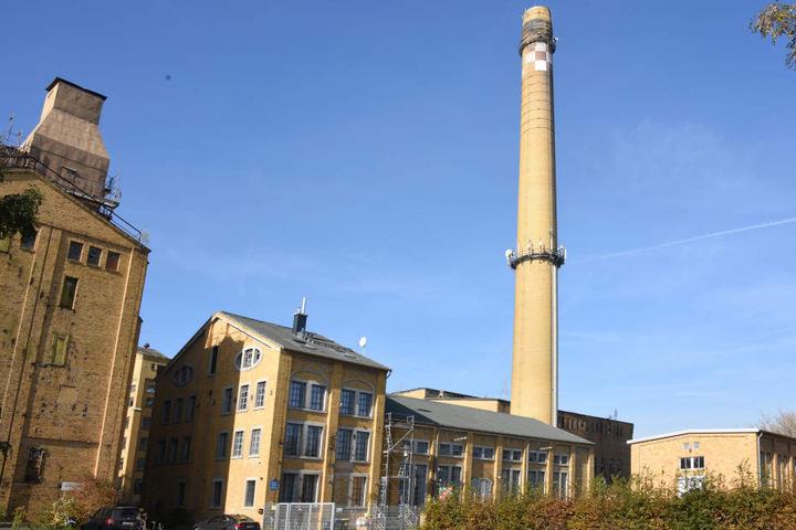 Der Bauschutt soll auf dem Gelände der ehemaligen Brikettfabrik in Witznitz bei Borna entsorgt worden sein.