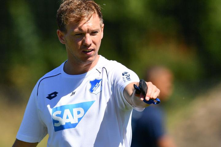 Julian Nagelsmann (31) wird neuer Coach von RB Leipzig, bekommt er Unterstützung vom den Ex-Profi-Kicker?