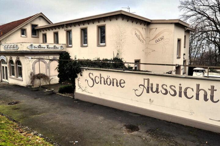 """Die """"Schöne Aussicht"""" in Bielefeld liegt an der Promenade."""