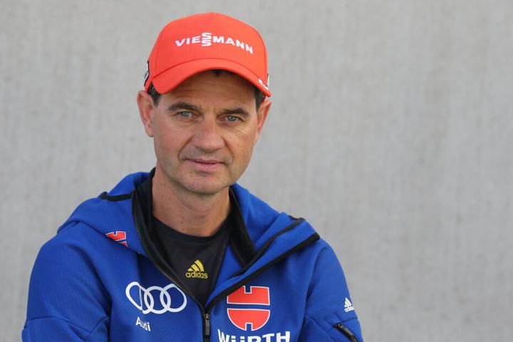 Stefan Horngacher, neuer Skisprung-Bundestrainer.