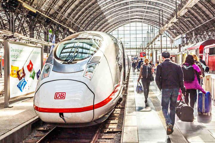Zugfahrten werden günstiger, Flugreisen hingegen teurer.