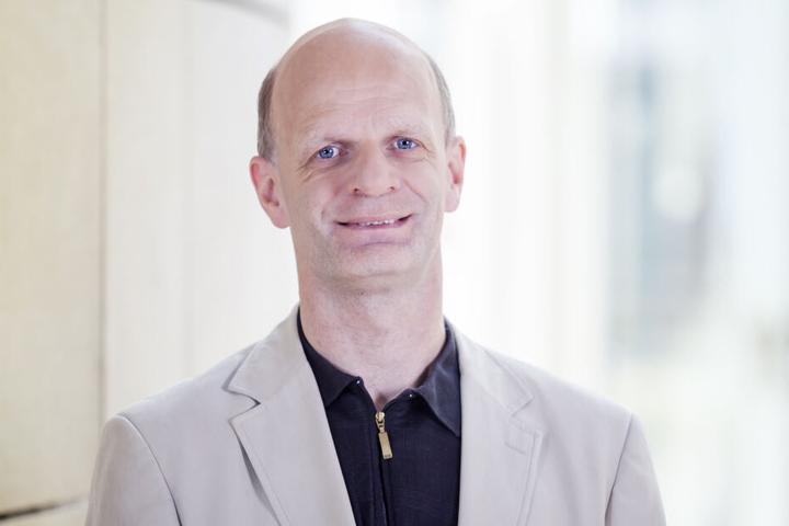 Der finanzpolitische Sprecher der SPD-Fraktion in NRW Stefan Zimkeit (55)