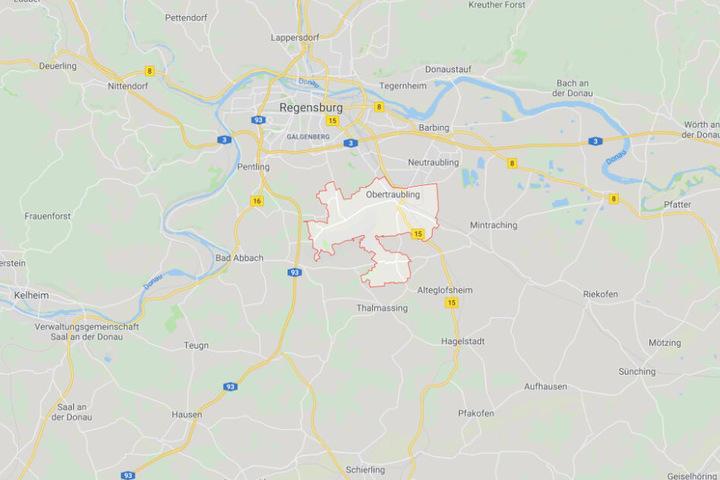 In Obertraubling bei Regensburg in Bayern wurde eine britische Fliegerbombe gefunden.