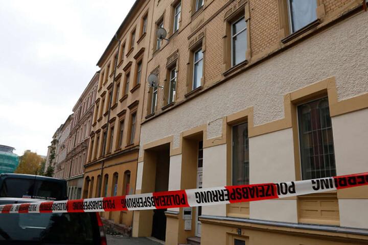 In einer Wohnung in der Zietenstraße wurde im Oktober eine tote Frau gefunden.