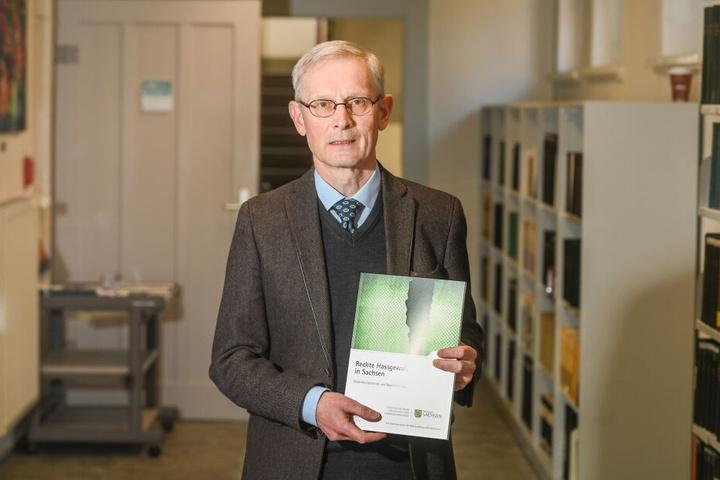 Prof. Dr. Uwe Backes (59) hat die Studie mit seinem Mitautoren erstellt.