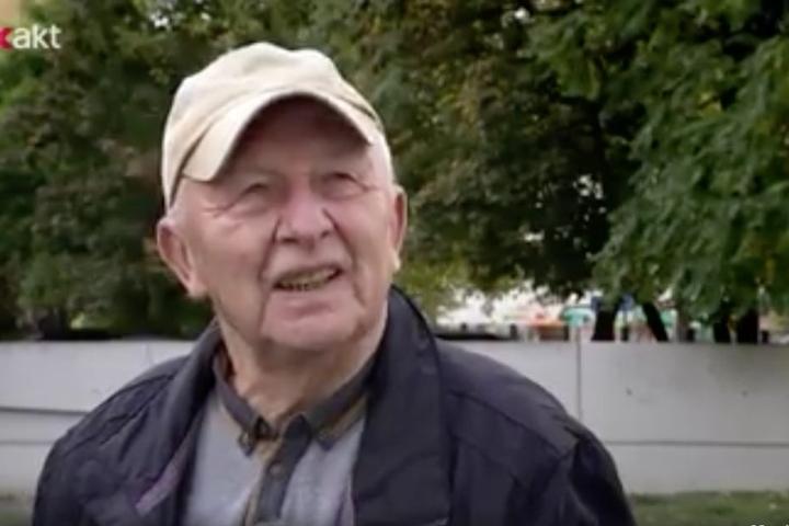 """Rolf Isaacsohn ist entsetzt: """"Ich zittere innerlich!"""""""
