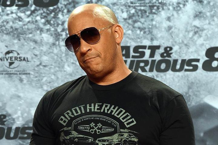 Vin Diesel (50) wird kein Freund von The Rock.
