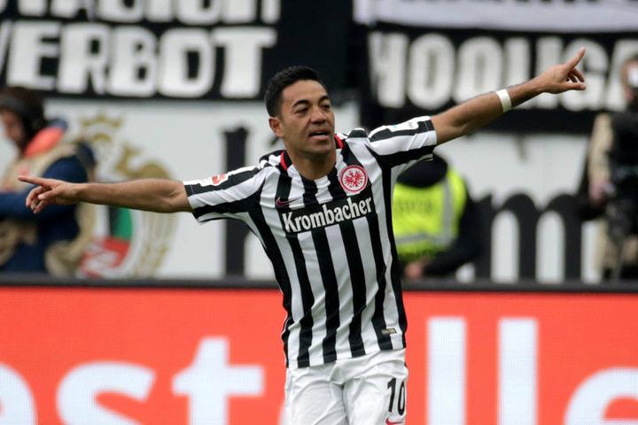 Gute Figur beim Jubeln: In 35 Bundesliga-Spielen gelangen Fabian sieben Tore.