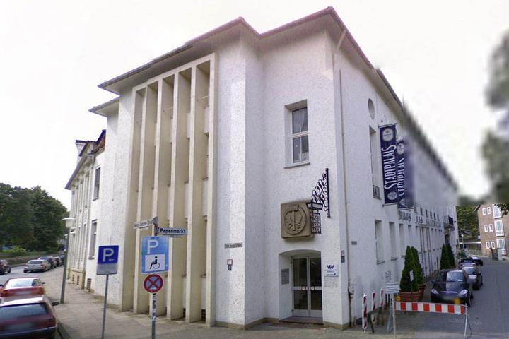 """Am Samstag ist es soweit: """"Stadtpalais"""" zur """"HeimatLiebe""""."""