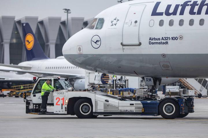 Die meisten Störungen durch Drohnen gab es im Jahr 2018 am Flughafen in Frankfurt.