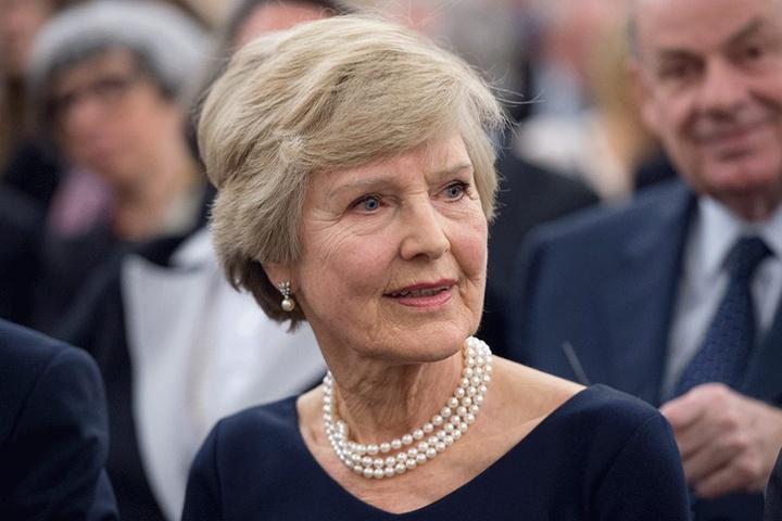 Friede Springer wurde zum wiederholten Mal von der CDU in die Bundesversammlung berufen.